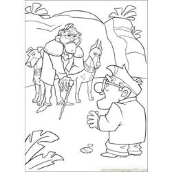 Up 42 coloring page