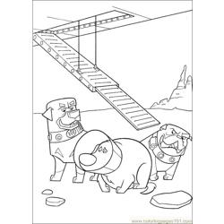 Up 44 coloring page