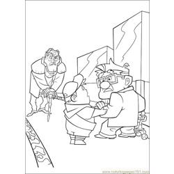 Up 47 coloring page