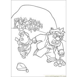 Up 48 coloring page