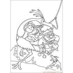 Up 49 coloring page