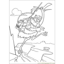 Up 52 coloring page