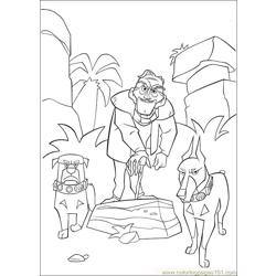 Up 55 coloring page