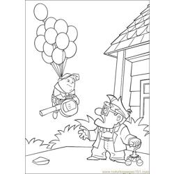 Up 58 coloring page