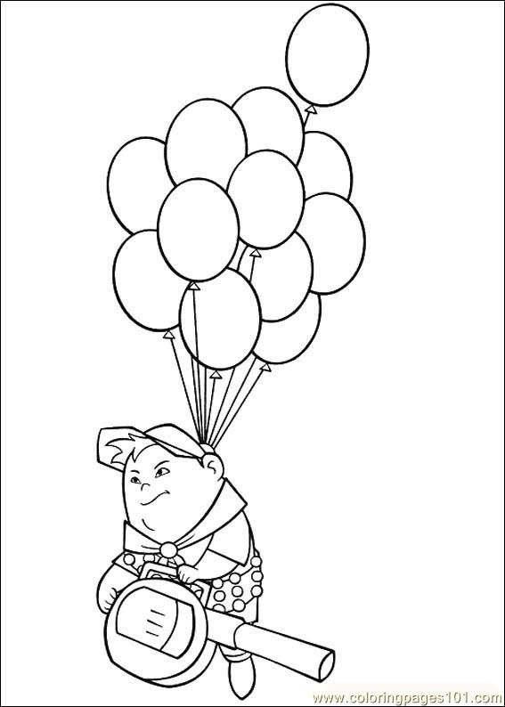 Up 59 Coloring Page
