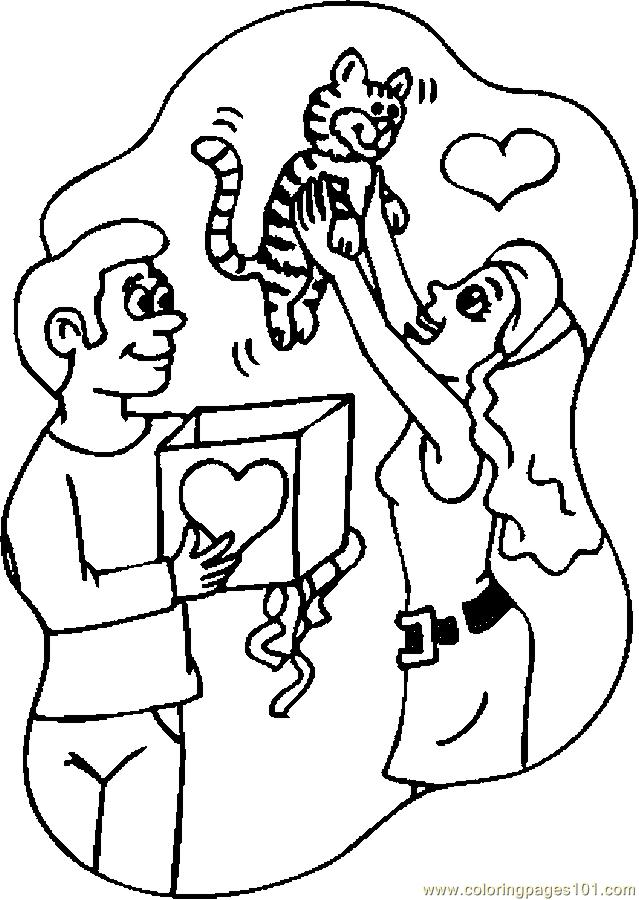 Online coloring pages Coloring page Sam Carly and Freddie coloring ... | 900x639
