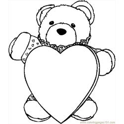 Bear With Heart 3