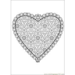 Valentine Day Coloring 29
