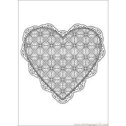 Valentine Day Coloring 30