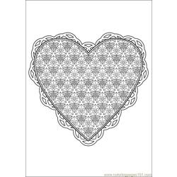 Valentine Day Coloring 35