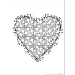 Valentine Day Coloring 45