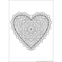 Valentine Day Coloring 48