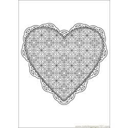 Valentine Day Coloring 50