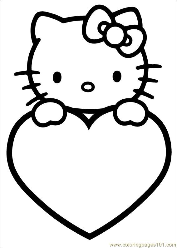 Valentines day coloring 09 coloring page free valentine for Valentines days coloring pages