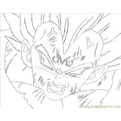 Vegeta 2 Wip By Pete Tiernan