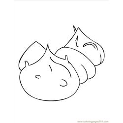 Jicama Ink Free Coloring Page for Kids