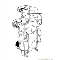 Car Coloring Page Source 1iz