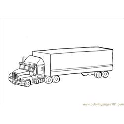 Photo Transport Truck Dm9674