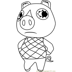 Agnes Animal Crossing