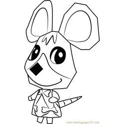 Carmen Animal Crossing