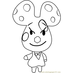 Chadder Animal Crossing