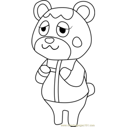 Charlise Animal Crossing