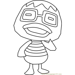 Derwin Animal Crossing