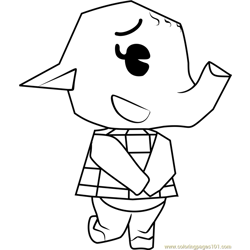 Ellie Animal Crossing