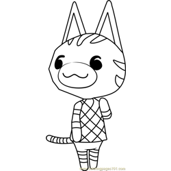 Lolly Animal Crossing