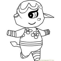 Margie Animal Crossing