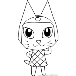 Meow Animal Crossing