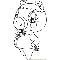 Pancetti Animal Crossing