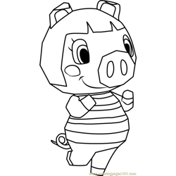 Peggy Animal Crossing