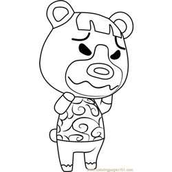 Pudge Animal Crossing