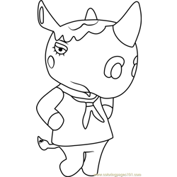 Renée Animal Crossing