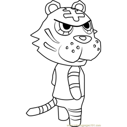 Rolf Animal Crossing