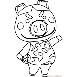 Truffles Animal Crossing