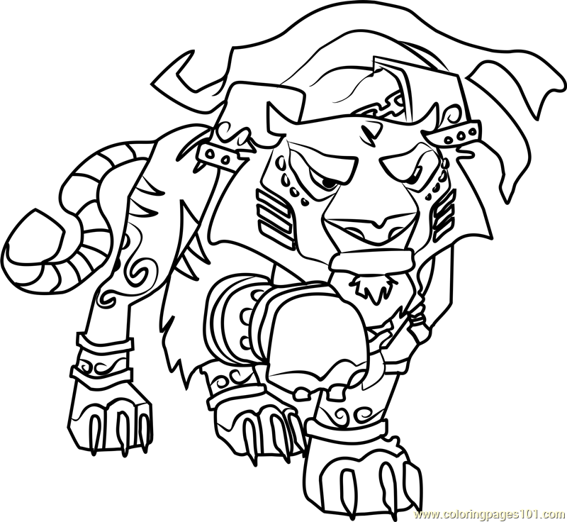 Gilbert and friends coloring pages