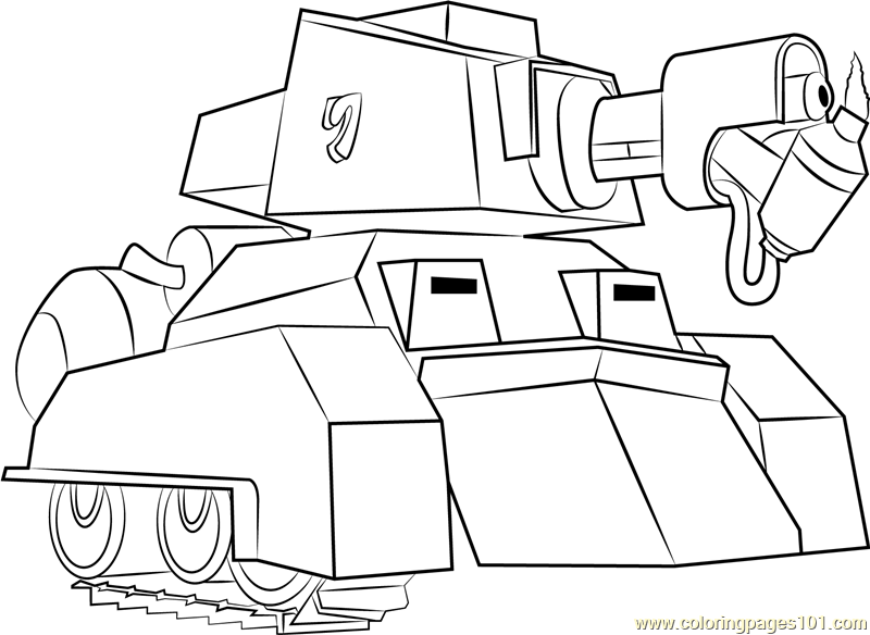 Scorcher Coloring Page Free Boom
