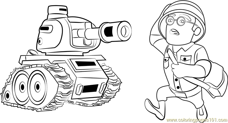Tank Coloring Page Free Boom Beach Coloring Pages