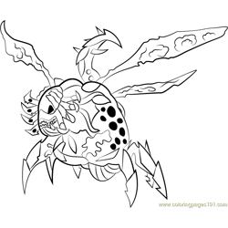 Kor  coloring page