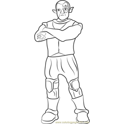 Shiv coloring page