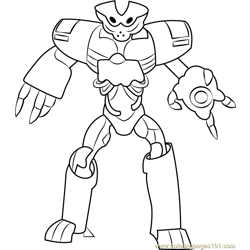 UR-86 Free Coloring Page for Kids
