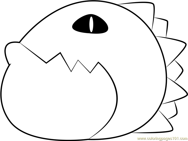 Galbo Coloring Page