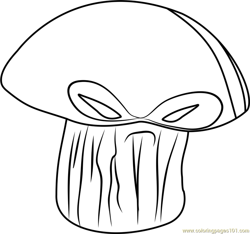 shroom coloring pages - photo#4