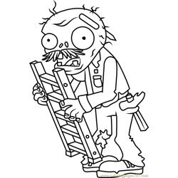 Hypno-shroom Coloring Page - Free Plants vs. Zombies ...