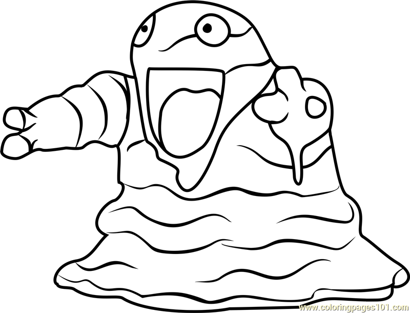 new series pokemon coloring pages - photo#47