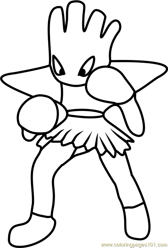 dratini pokemon coloring page
