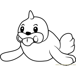 Seel Pokemon GO