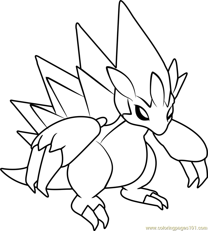 Pokemon coloring pages sun coloring pages for Pokemon sun and moon coloring pages